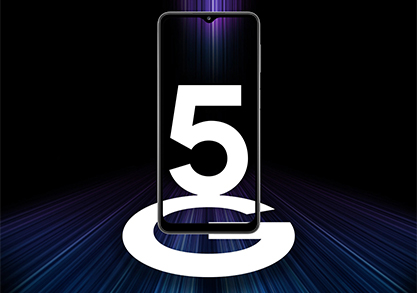 Speed up with 5G