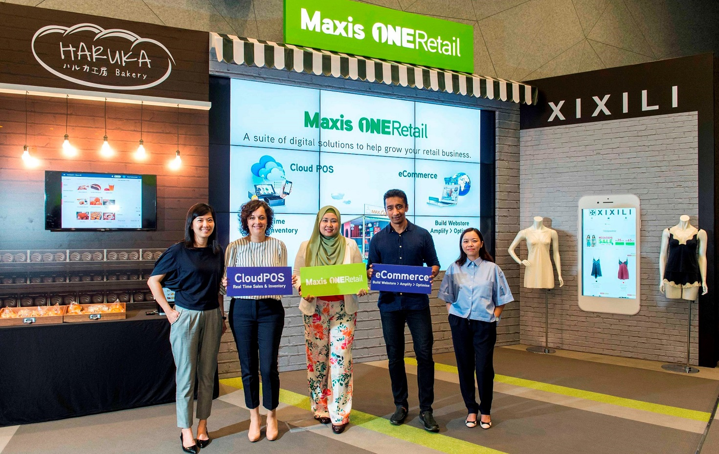 Maxis launches ONERetail