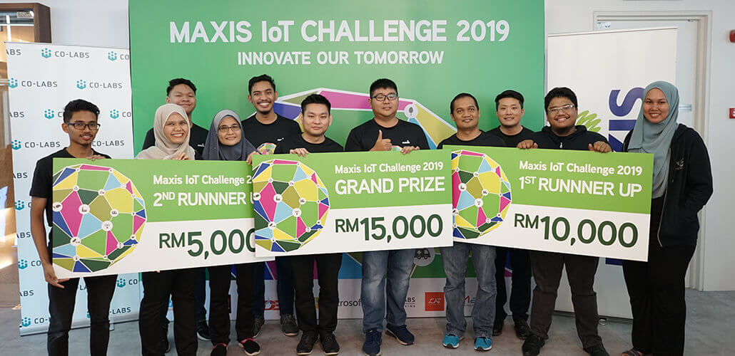 How the Maxis IoT Challenge Winners Leveraged NB-IoT's Business Potential