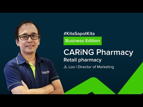 CARiNG Pharmacy on Delivering Strong Service Remotely – #KitaSapotKita