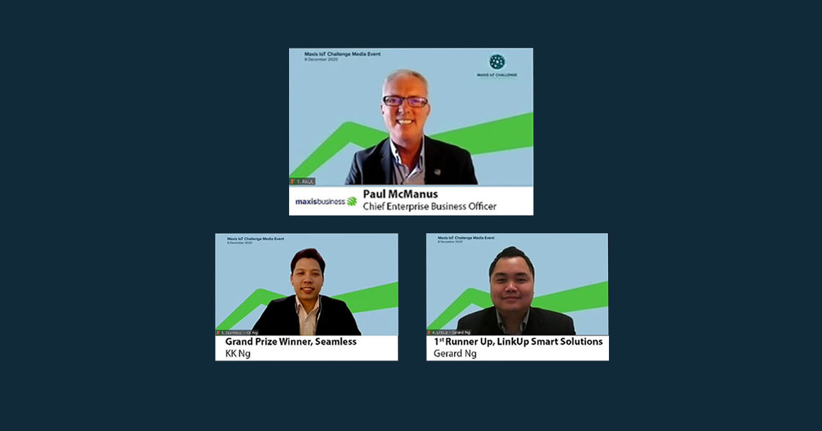 Maxis IoT Challenge Winners on What Set Them Apart From the Rest