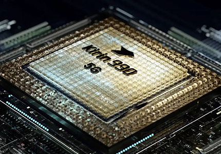 5G-ready with Kirin 990 5G chipset